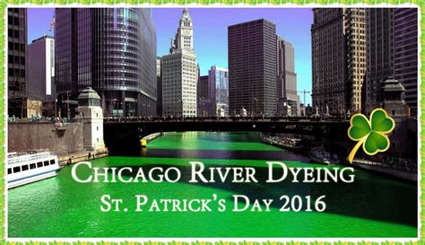 st s day 2016 atlanta chicago river dyeing on st s day 2016