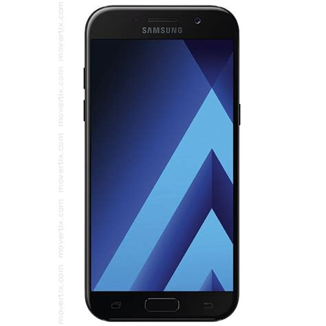 Samsung Galaxy A520 2017 by Samsung Galaxy A5 2017 Black A520 8806088624952