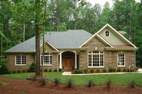 classic ranch house plans brick ranch house plans elegant classic brick ranch home plan 2067ga new home plans