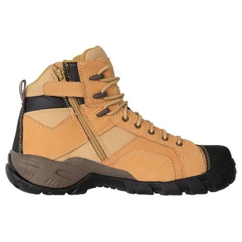 Caterpillar Solid Boots Safety caterpillar steel toe zip safety work boot argon cheap the shoe link