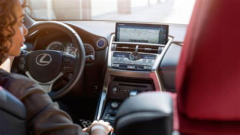 lexus nx interior lexus nx luxury crossover lexus europe