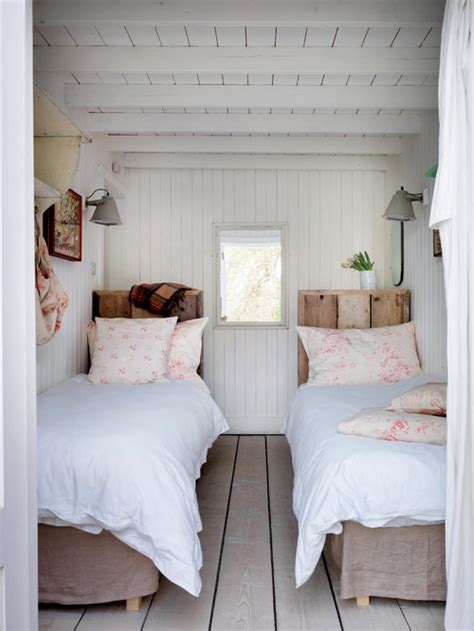 wall fitted headboards surprising luxuries that fit into a small bedroom
