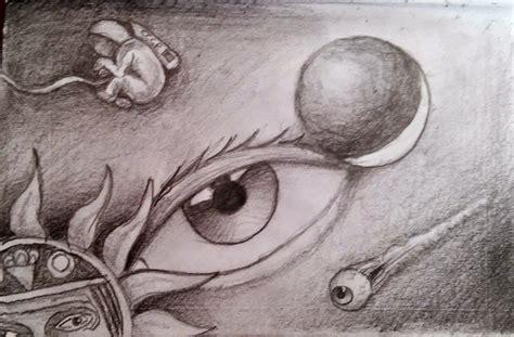 dibujos sud realistas dibujos a lapiz surrealistas imagui