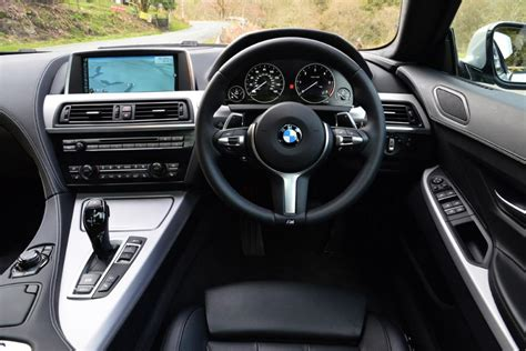 Bmw 6 Series Interior by Bmw 6 Series Gran Coupe 2014 Pictures Auto Express
