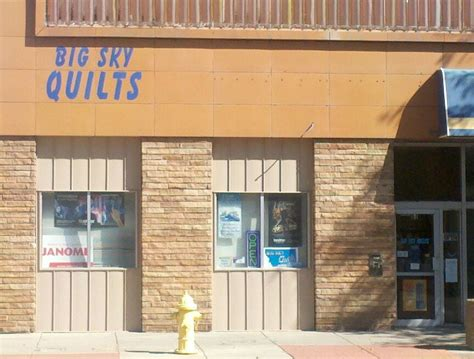 Quilt Stores In Montana by Big Sky Quilts Fabric Stores 101 Central Ave Great