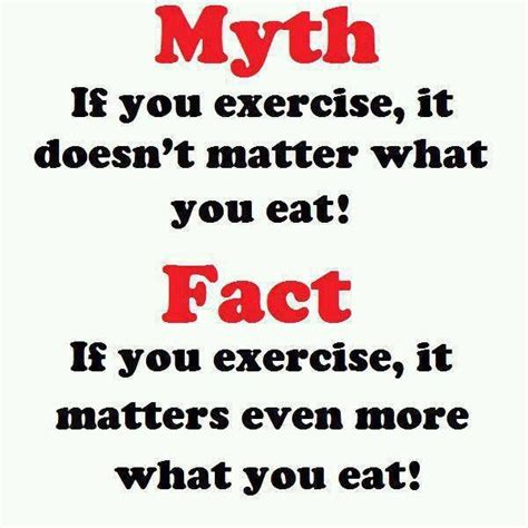 7 Fitness Myths That Really Are True by Exercise Myth Vs Fact Getting Fit With A Busy
