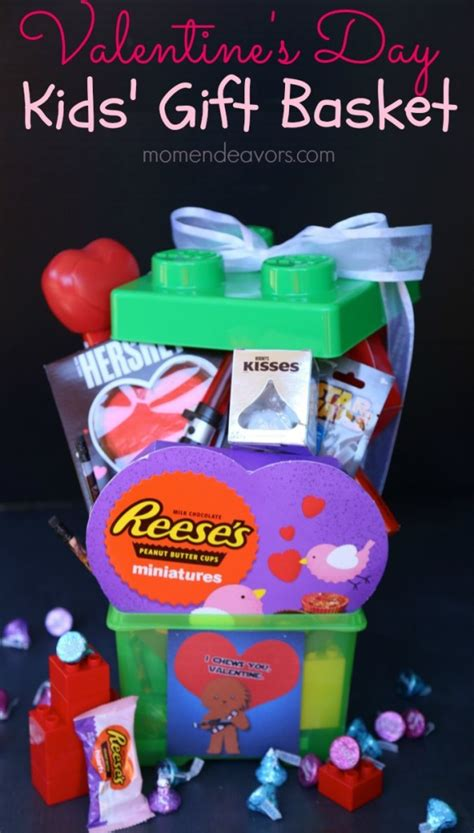 valentines gifts for children s day gift basket for