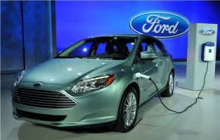 Electric Cars For Sale Manchester Ford Invests 4 5 Billion Dollars On Electric And Hybrid Cars