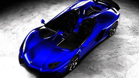 Lamborghini Aventador J Blue Lamborghini Aventador J Hd Wallpaper Blue Flickr Photo