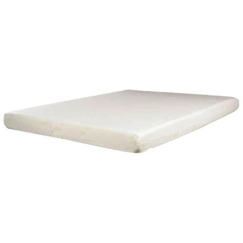 Buy Memory Foam Jusama 6 Quot Memory Foam Mattress 6mff White
