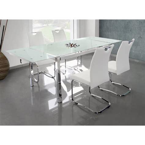 conjuntos comedor conjunto comedor 4 sillas y mesa extensible de 140 x 90 en
