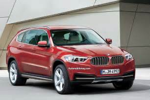 Bmw X 7 Exclusive Bmw X7 Will Be Announced Today