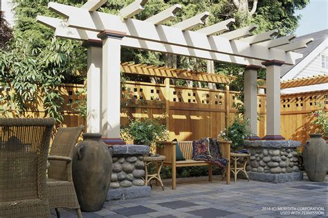patio privacy inspiration to help create a outdoor