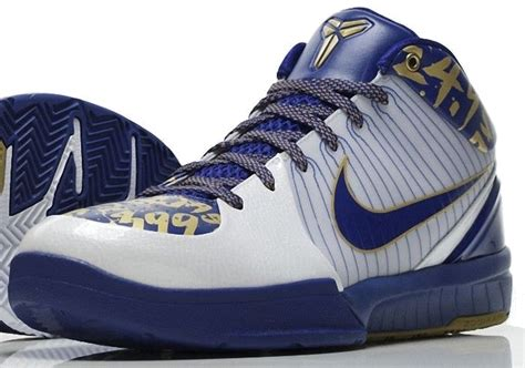nike basketball shoes 2009 bryant shoes pictures nike zoom iv 4 61 points