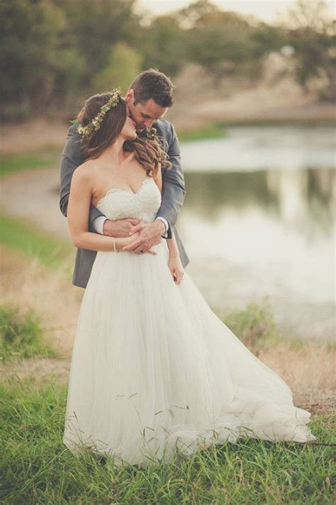 Bridal And Groom Pics by Green And Grey Wedding In California Photography