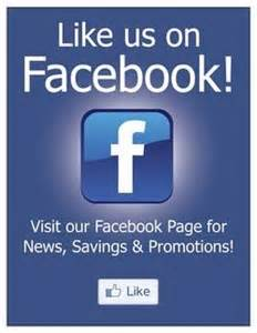 like us on sticker template like us on printable sign search