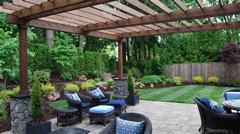 pergola landscaping ideas climbing plants that smell fantastic for