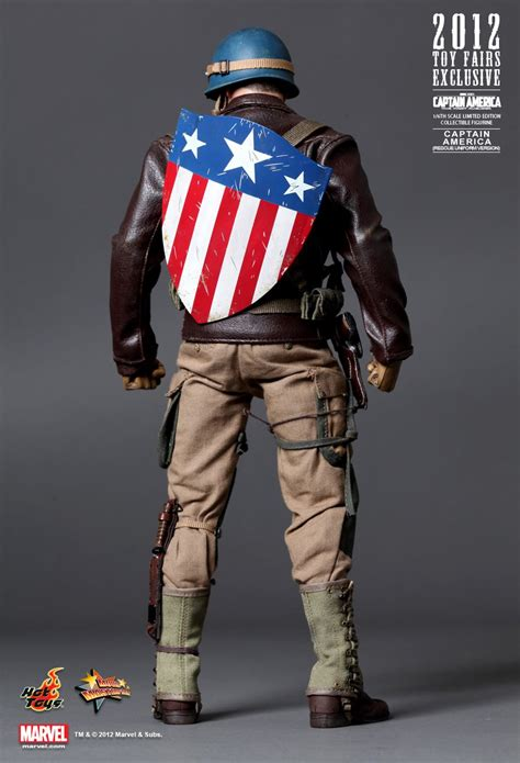 Captain America The Avenger Toys Exclusive 2012 exclusive toys 1 6 captain america mms180 rescue uniforn figure us ebay