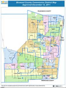 where is broward county in florida on a map candidates for broward county commission get set to start