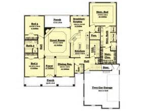 2400 Square Foot House Plans 2400 Sq Ft House Plan Orleans 24 002 315 From Planhouse Home Plans House Plans Floor