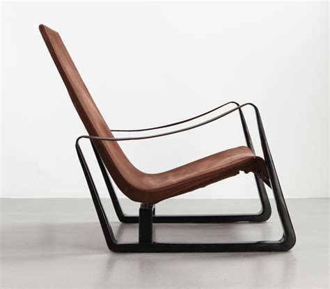 steel armchair a passion for jean prouve at pinacoteca giovanni e marella