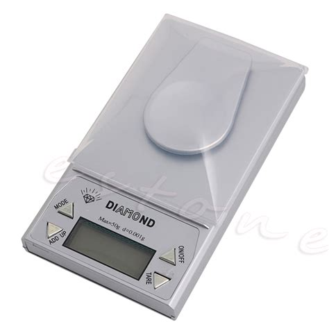 New Style Lcd Digital Pocket Scale Flip Top Model Easy To Handle aliexpress buy portable 50g 0 001g lcd digital pocket gram jewelry scale weight balance