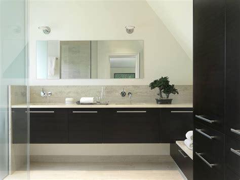 double floating vanity floating double vanity bathroom midcentury with mid