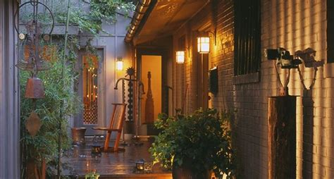 lanterne per giardino lanterne giapponesi illuminazione giardino