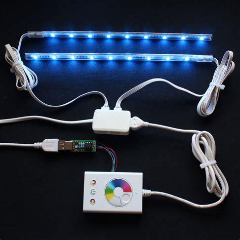 dioder led light strips blinkstick blinkstick pro and ikea dioder as ambilight