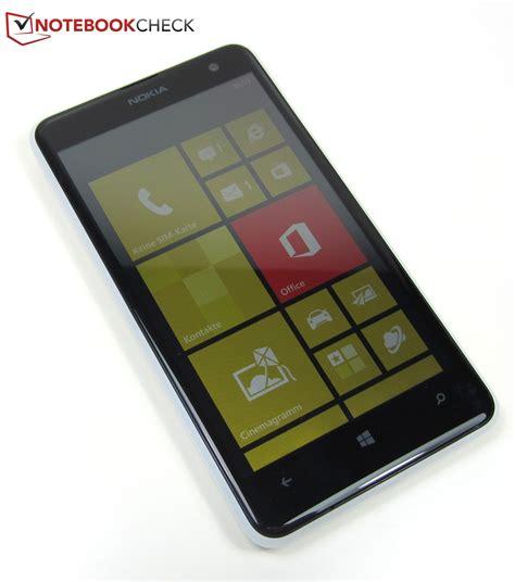 lumia 625 review review nokia lumia 625 smartphone notebookcheck net reviews