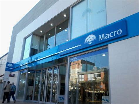 a banca sucursales banco macro inaugura una sucursal en eldorado misionesonline