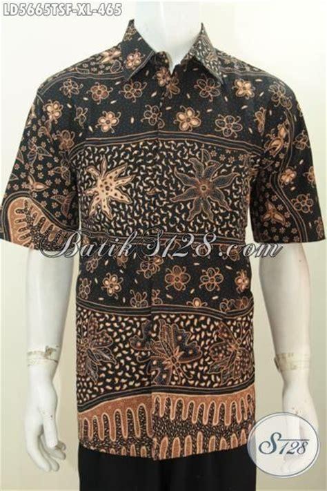 kemeja batik mewah kemeja batik premium motif mewah proses tulis soga baju