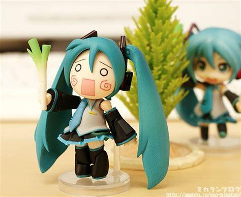 Nendoroid Miku Append Set nendoroid vocaloid set 1 miku hachune my anime shelf
