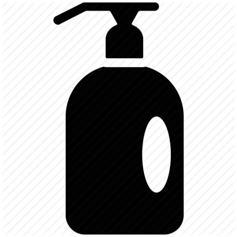 vector shampoo icon black   icons  png