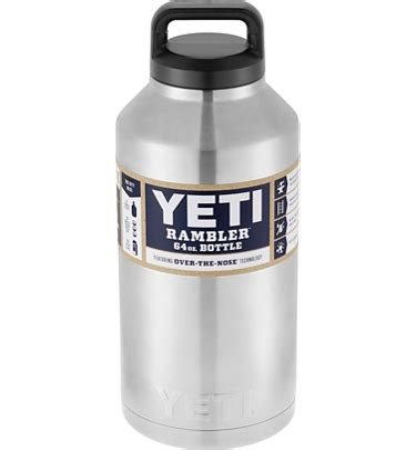 Yeti Rambler Bottle 64 by Yeti Rambler Bottle 64 Oz At Golfsmith