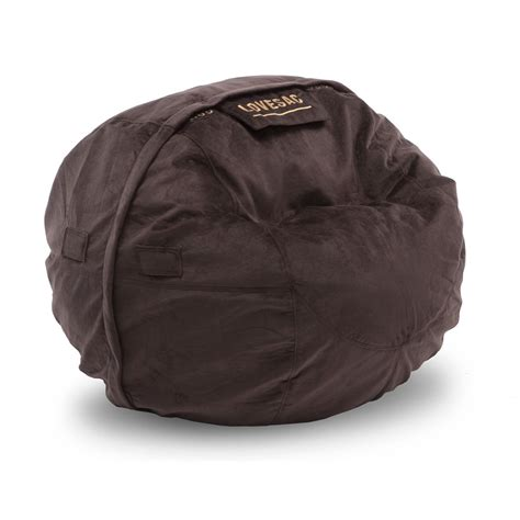 lovesac gamersac gamersac velvet chocolate velvet lovesac touch of