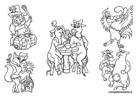 Barnyard Coloring Pages otis from barnyard coloring page coloring pages