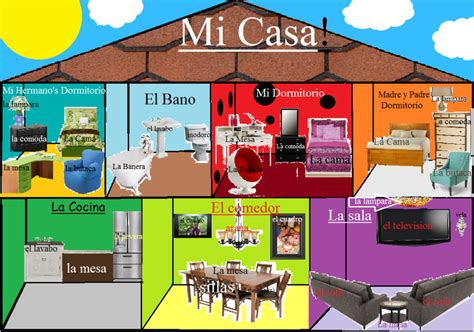 my house in spanish my dream house spanish project by virecat1 on deviantart