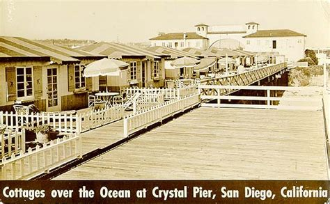 the cottages san diego postcards from pacific california san diego history center san diego ca our city