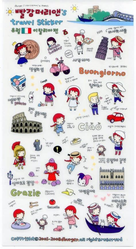 Cat Doodle Diary Deco Stickers Sticker Hiasan Buku 26 best images about diary sticker on europe cookies and kawaii stickers