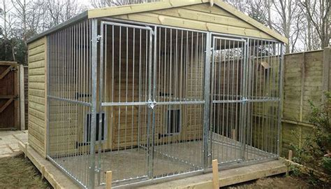 used dog houses for sale insulated dog kennels and runs game rearing sheds and