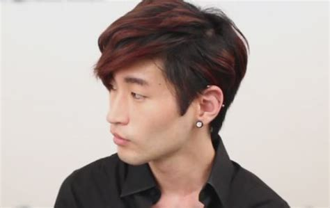 Korean Hairstyle Tutorial For Hair by Step By Step Tutorial For Korean Wavy Hairstyle For Boys