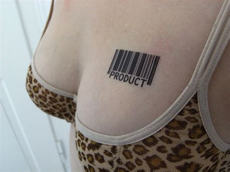 tattoo barcode designs barcode images designs