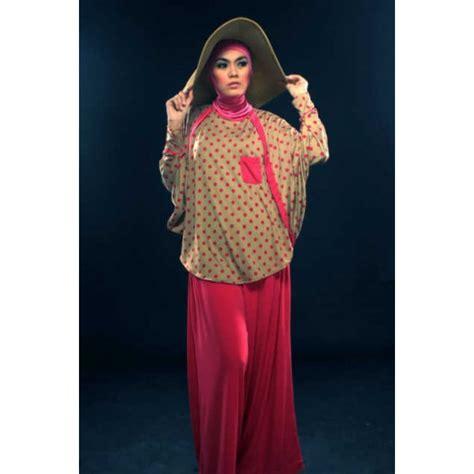 Gamis Rafanda nazlia pp baju muslim gamis modern