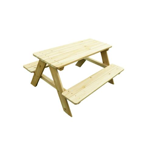 childs picnic bench best kids picnic table plans office and bedroom