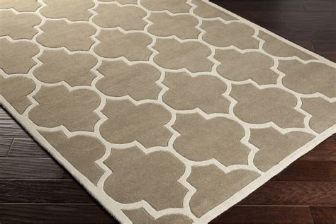 White And Area Rugs by Artistic Weavers Transit Piper Awhe2012 Beige White Area Rug