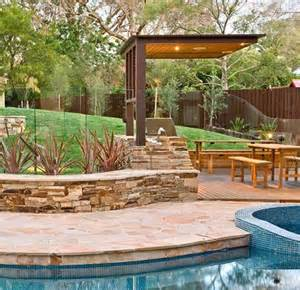 Landscape Timbers Around Pool Retaining Walls Retaining Wall Ideas Landscape
