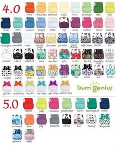 bumgenius color chart bumgenius 4 0 cloth diapers