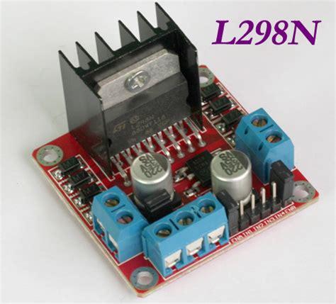 L293d By Tokoarduino l298n l298 motor driver module for arduino jual arduino