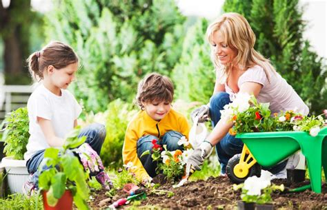 Instilling love of life and nature in our children through gardening